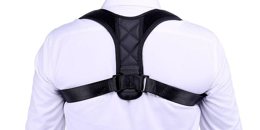 GearPride Adjustable Back Posture Corrector