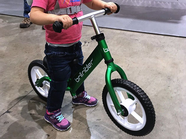 Brilrider FLIGHT: World's Lightest Balance Bike