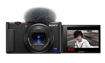 Sony tried to build the perfect camera for YouTubers