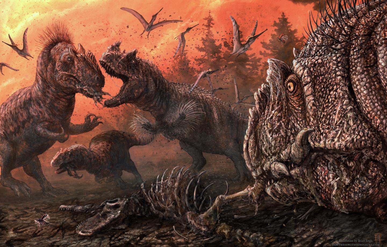 dinosaur illustration