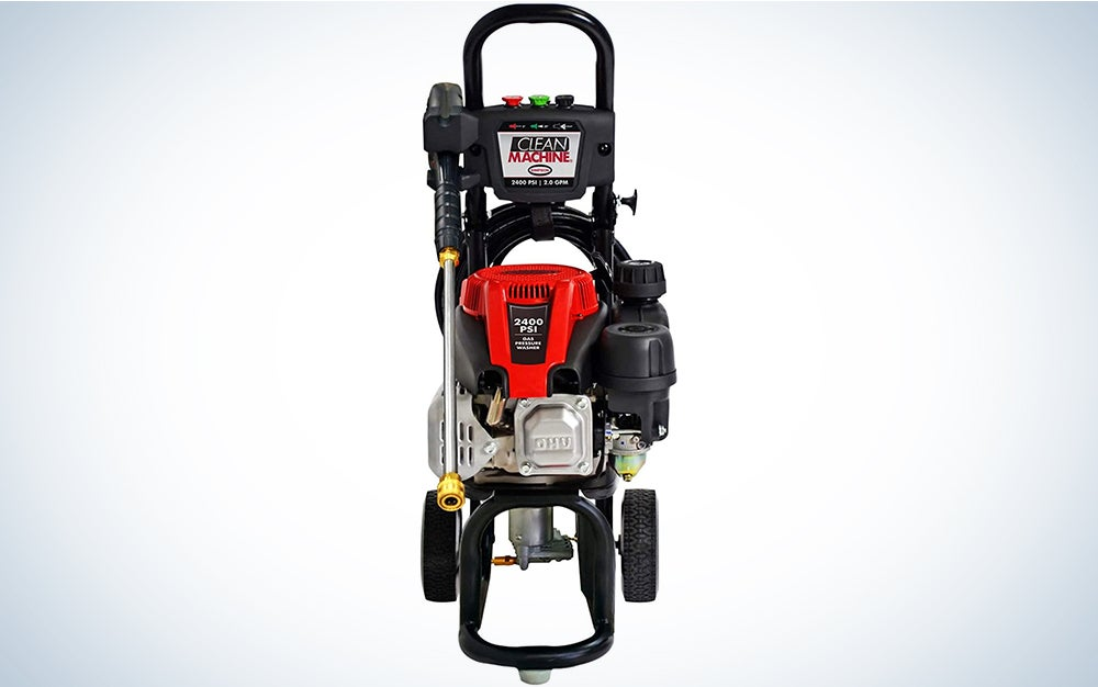 SIMPSON Cleaning CM60912 Clean Machine Gas Pressure Washer Powered