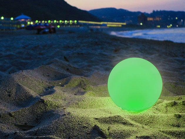 MOGICS: Coconut Waterproof Light