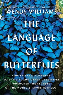 The Language of Butterflies cover