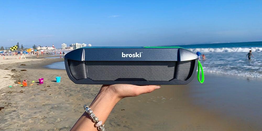 Big Sound Wireless Speaker