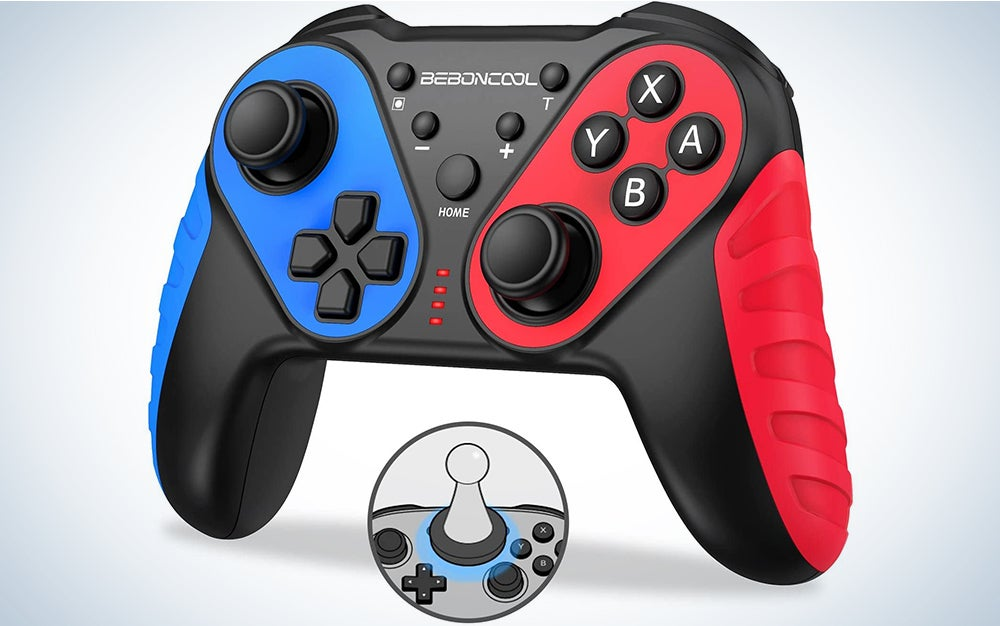 Beboncool Nintendo Switch Controller