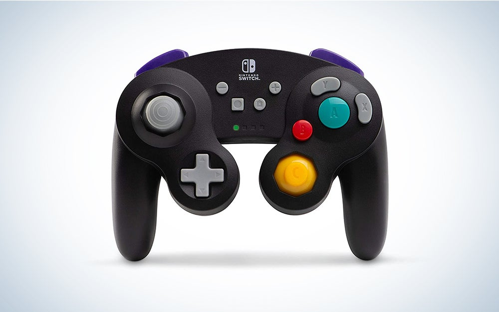 PowerA Wireless GameCube Style Controller for Nintendo Switch