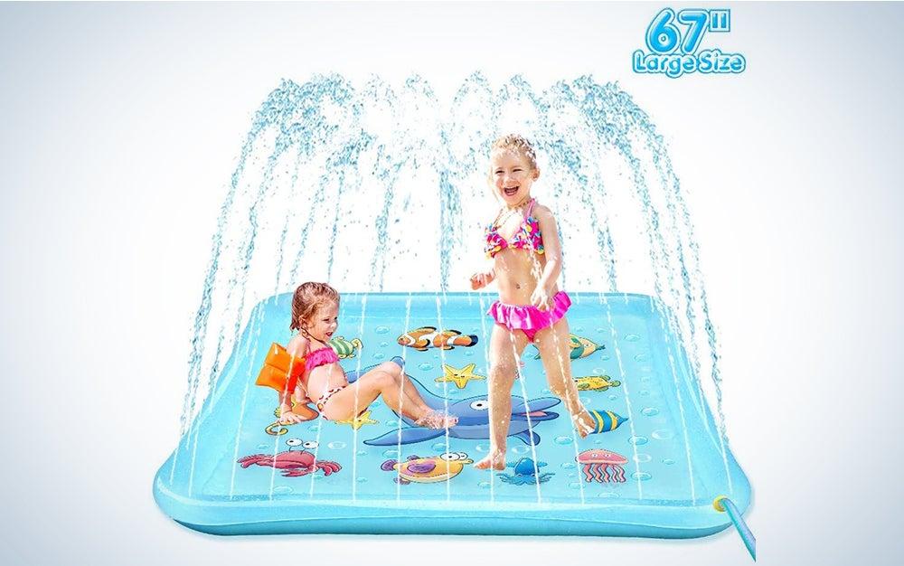 EpochAir Splash Pad