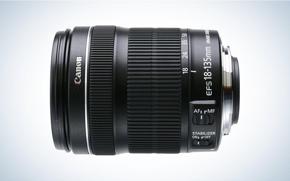 Canon EFS 18-135mm F/3.5-5.6 IS STM Lens