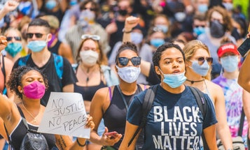 Essential first aid tips for protesters
