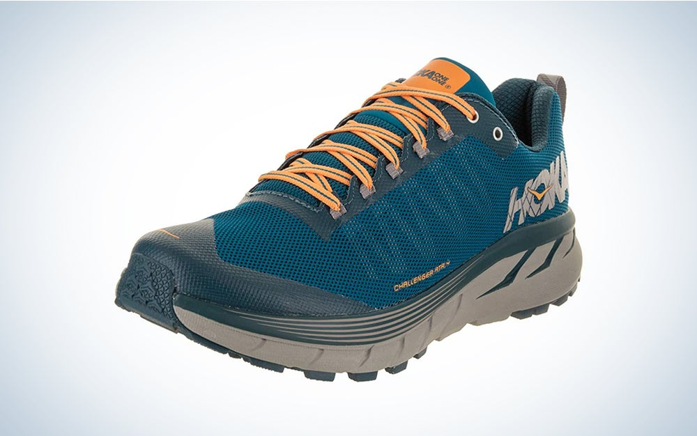 HOKA ONE Men's Challenger ATR 4 Trail Running Shoes