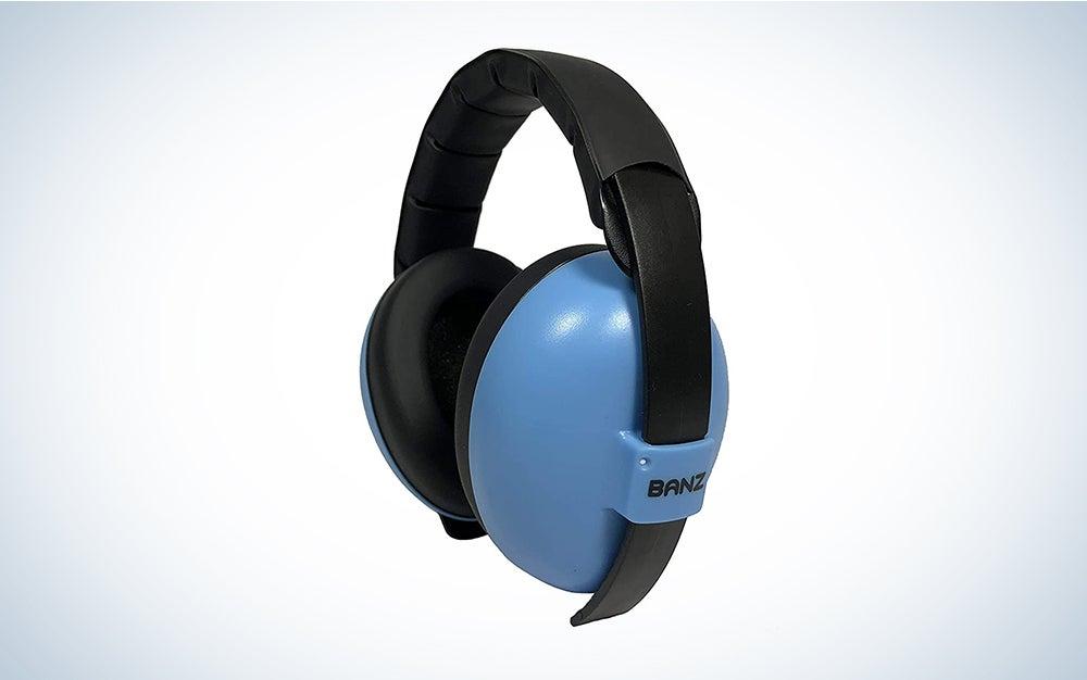 Baby Banz Earmuffs Infant Hearing Protection
