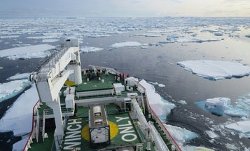 Ice sheets can melt much faster than we thought
