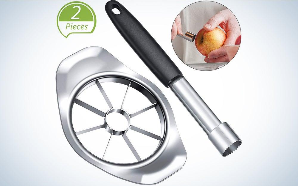 Mudder 2-Piece Fruit Cutter