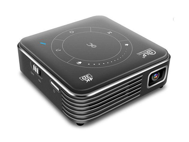 4K High Definition DLP Pocket Projector