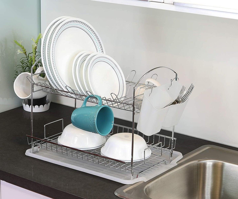 dish trying rack