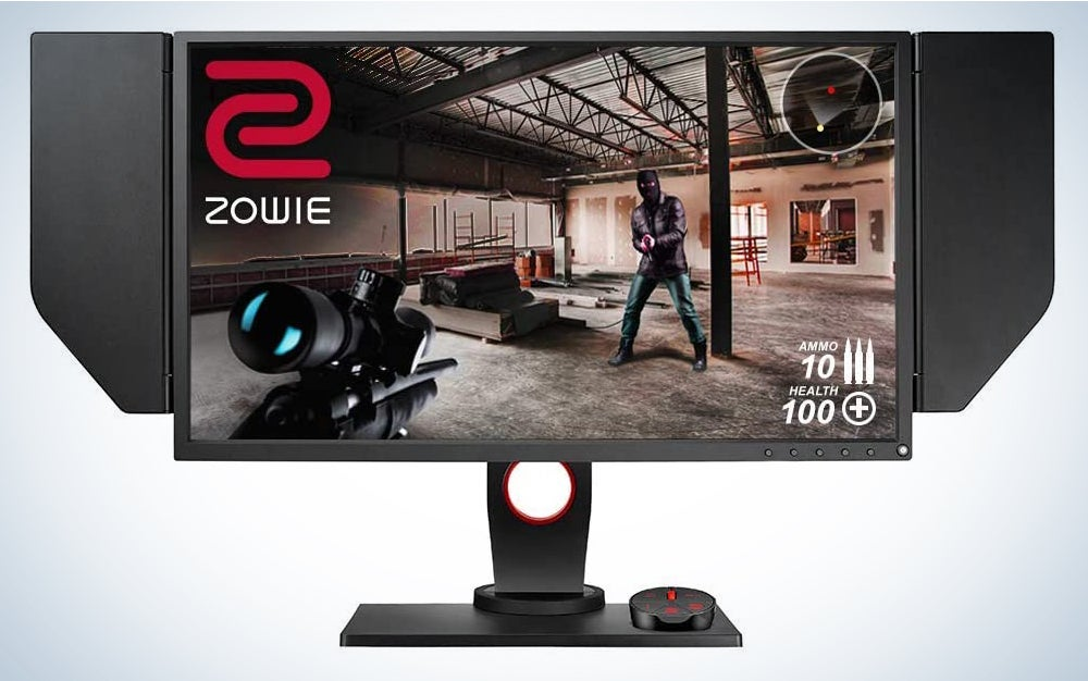 BenQ ZOWIE XL2740 27 inch 240Hz Gaming Monitor with G-Sync Compatible/ Adaptive Sync
