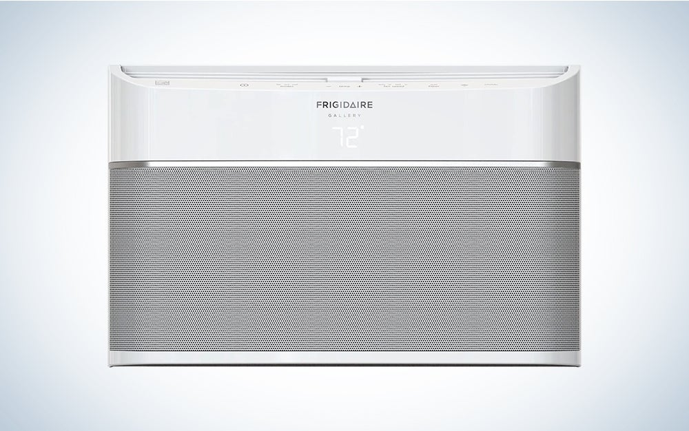 FRIGIDAIRE 12,000 BTU Cool Connect Smart Window Air Conditioner with Wi-Fi Control