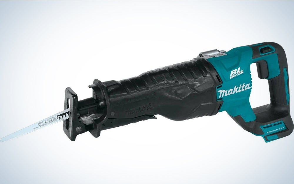 Makita XRJ05Z 18V LXT Lithium-Ion Brushless Cordless Recipro Saw
