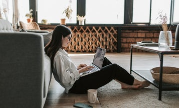 Working from home can ravage your spine, but good posture can help fix it