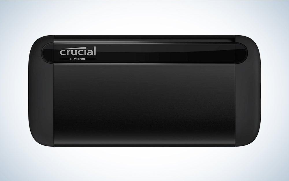 Crucial 1TB X8 portable SSD