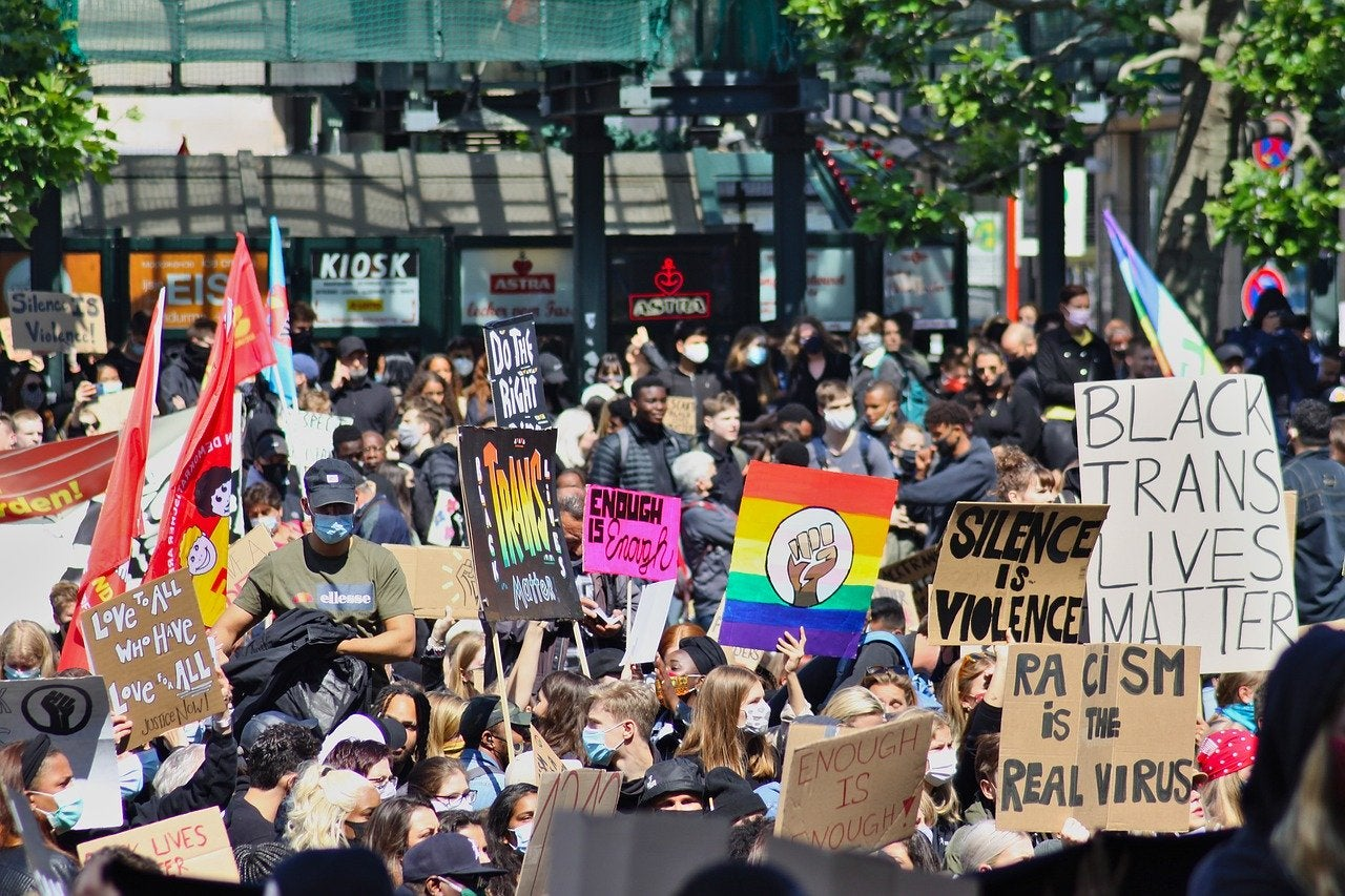 Black Lives Matters protests have continue from Memorial Day through mid-June.