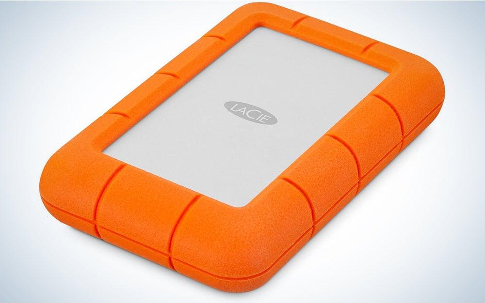 LaCie Rugged Mini 5 TB External Hard Drive Portable