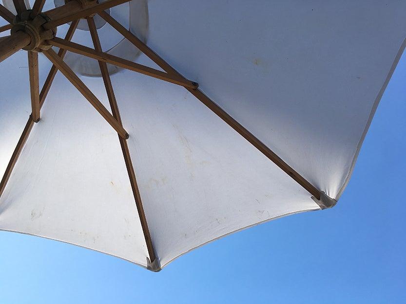 umbrella and sky