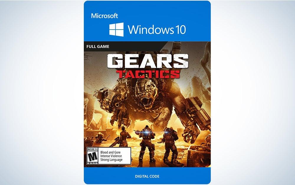 Gears Tactics (XBox One, PC)