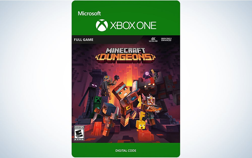 Minecraft Dungeons  (Switch, PS4, XBox, PC)