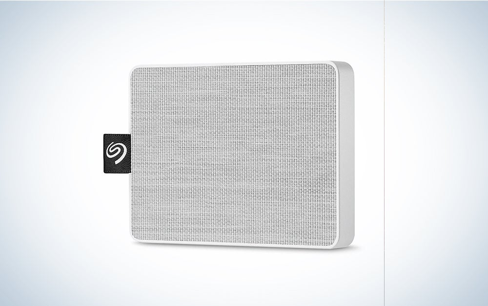 Seagate One Touch SSD Solid State Drive Portable