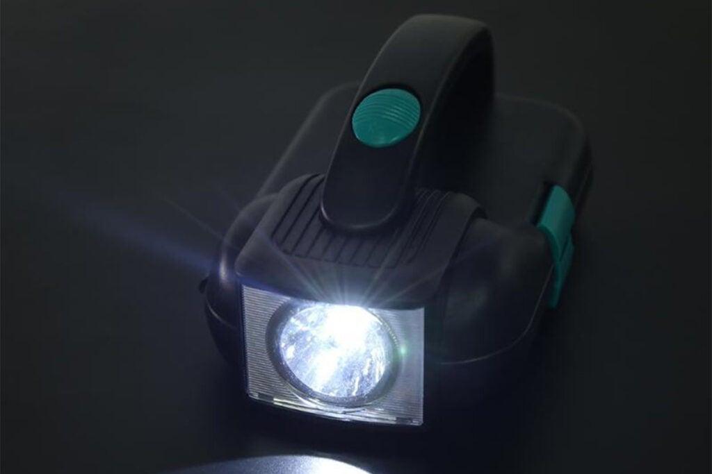 25-piece Flashlight Toolbox Set
