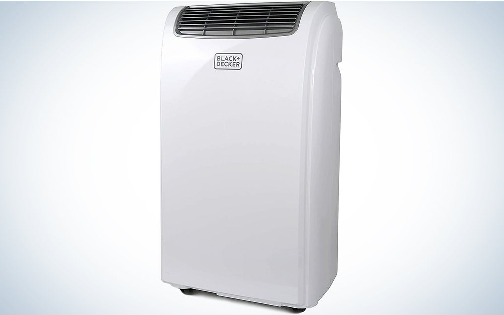 Black + Decker BPACT10WT Portable Air Conditioner, 10,000 BTU