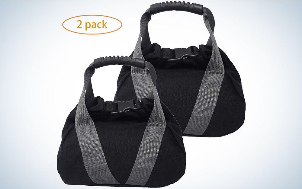 MDSTOP Adjustable Canvas Sandbags