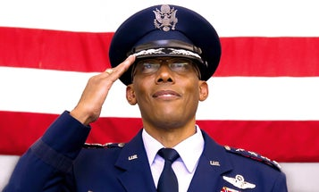 General Charles Q. Brown Jr. is a historic choice to lead the Air Force