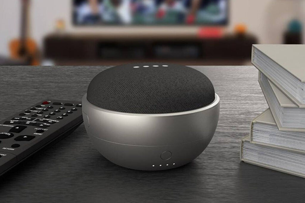 JOT Battery Base for Google Home Mini