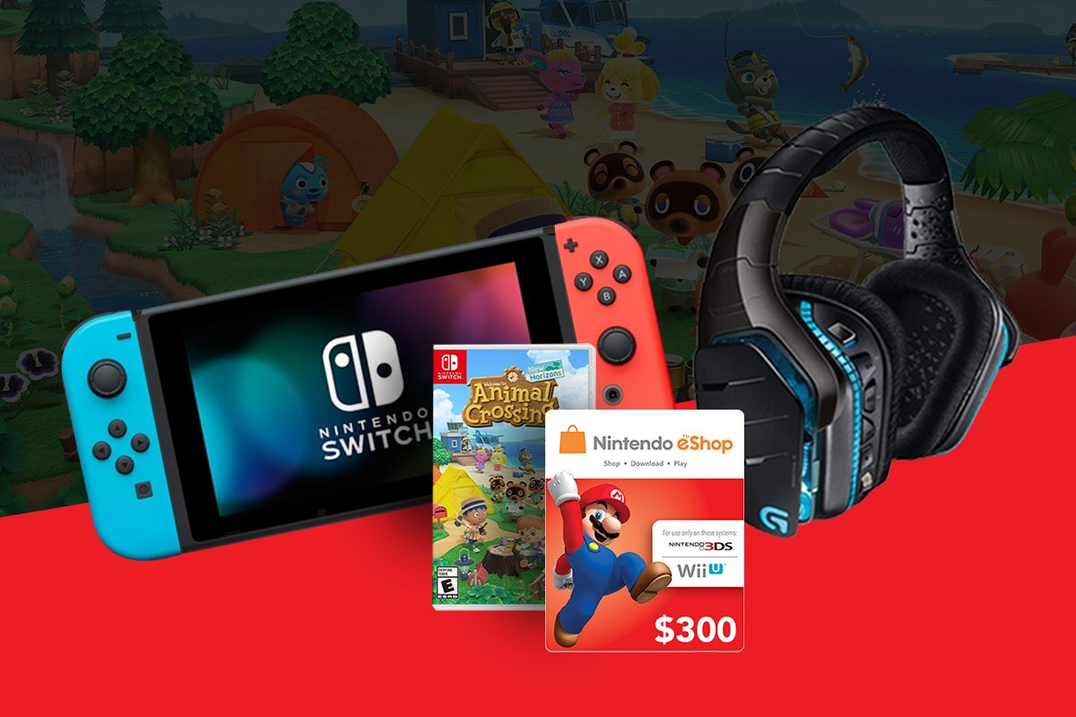 The Nintendo Gaming Bundle Giveaway
