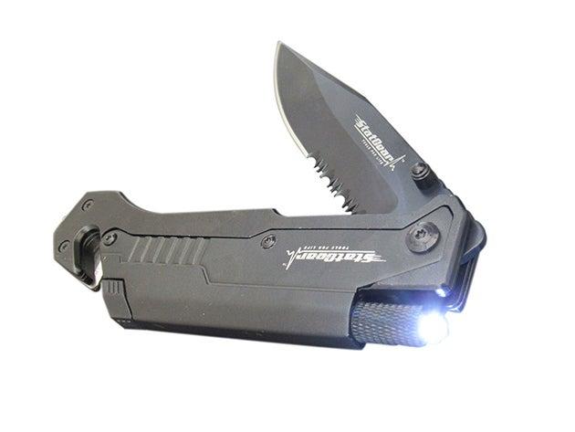 Off-Grid Survival Knife