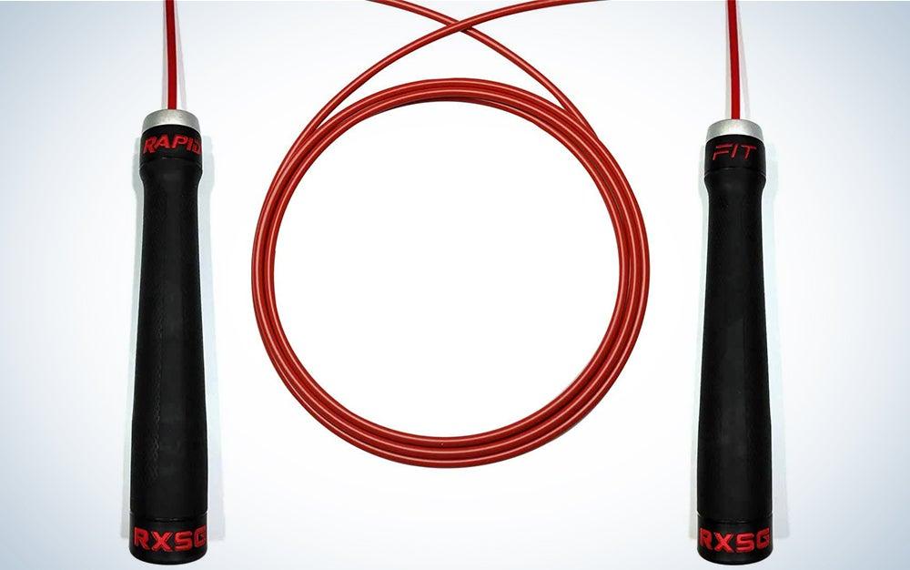 RXSG RapidFit Jump Rope