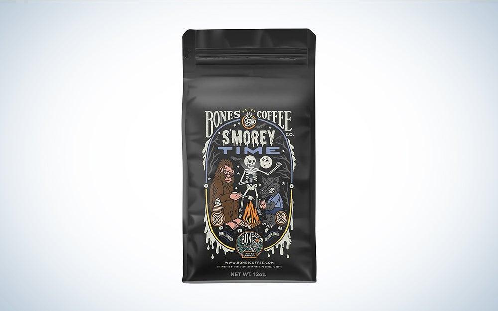 Bones Coffee S'Morey Time