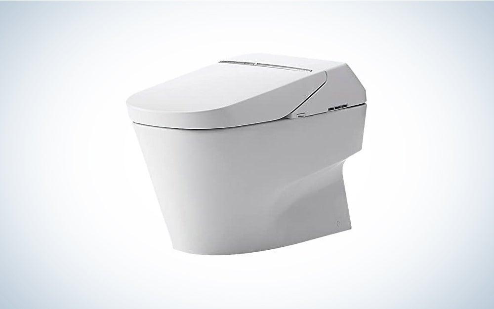 Toto MS992CUMFG#01 Neorest bathroom-hardware, Cotton White
