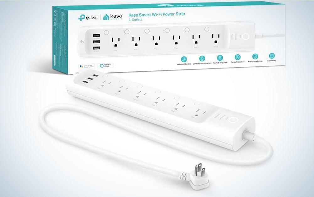 TP-Link Kasa Smart Plug Power Strip