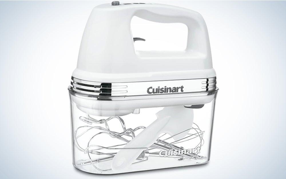 Cuisinart HM-90BCS Power Advantage Plus 9-Speed Handheld Mixer with Storage Case