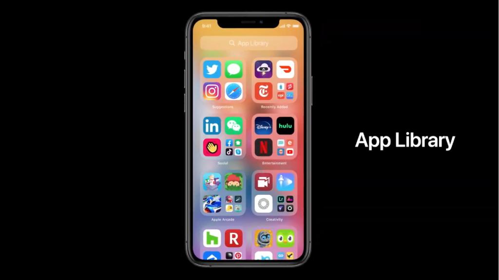 App library iOS