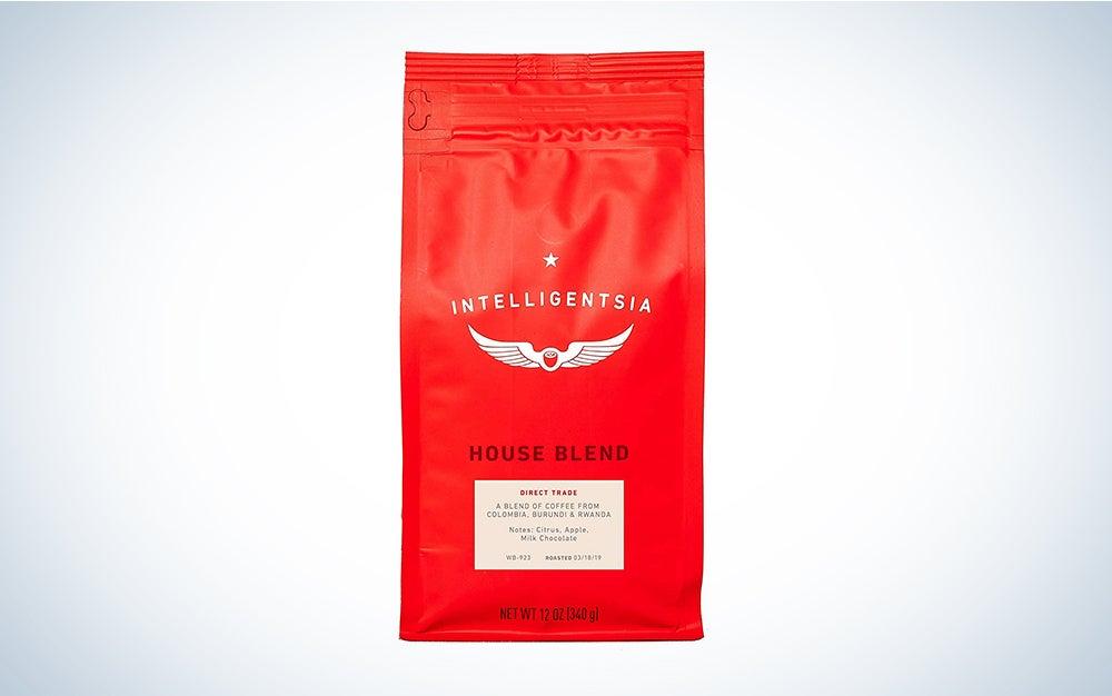 Intelligentsia House Blend - 12oz - Light Roast, Direct Trade, Whole Bean Coffee