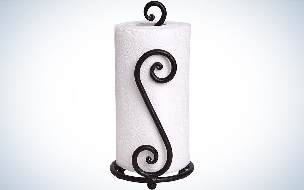 Rtzen-Décor Fancy Paper Towel Holder Stand