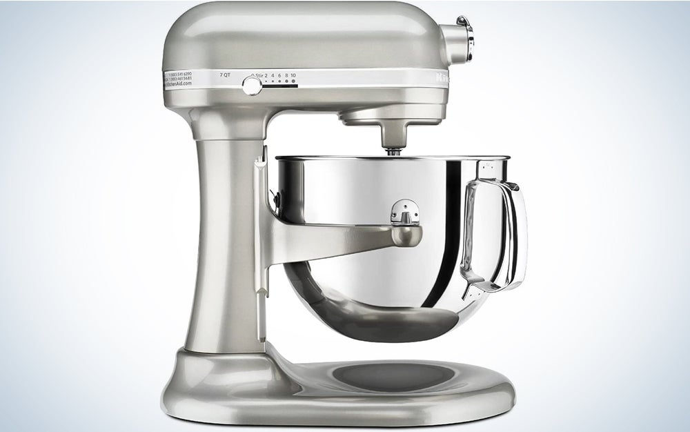 KitchenAid KSM7586PSR 7-Quart Pro Line Stand Mixer