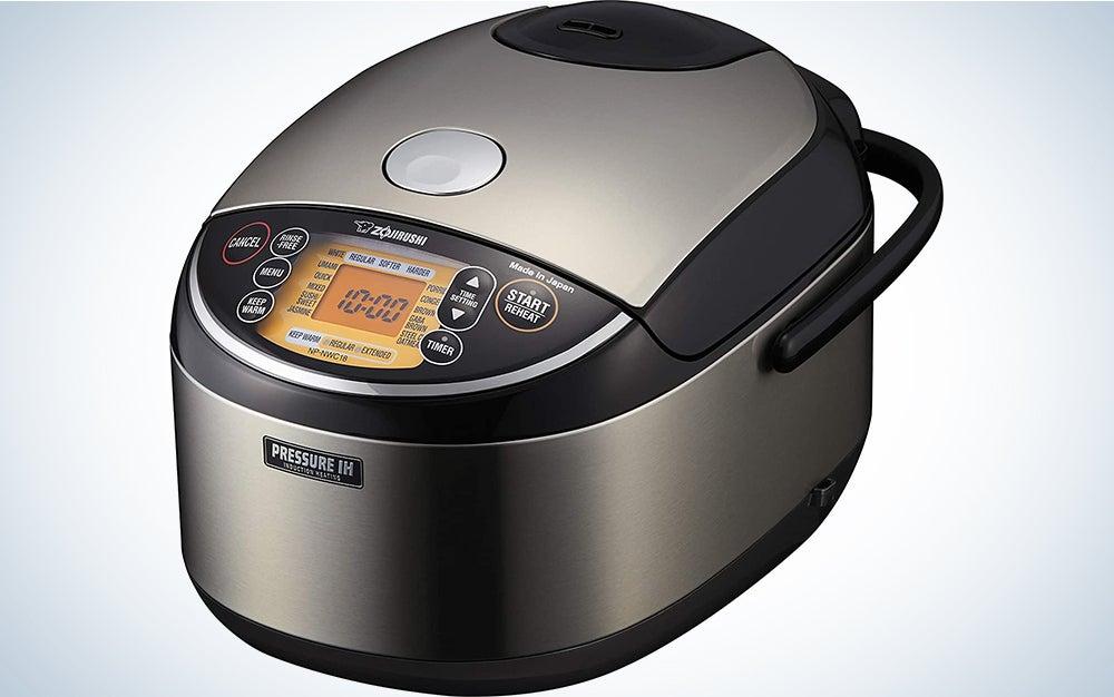 Zojirushi Pressure Induction Heating Rice Cooker & Warmer