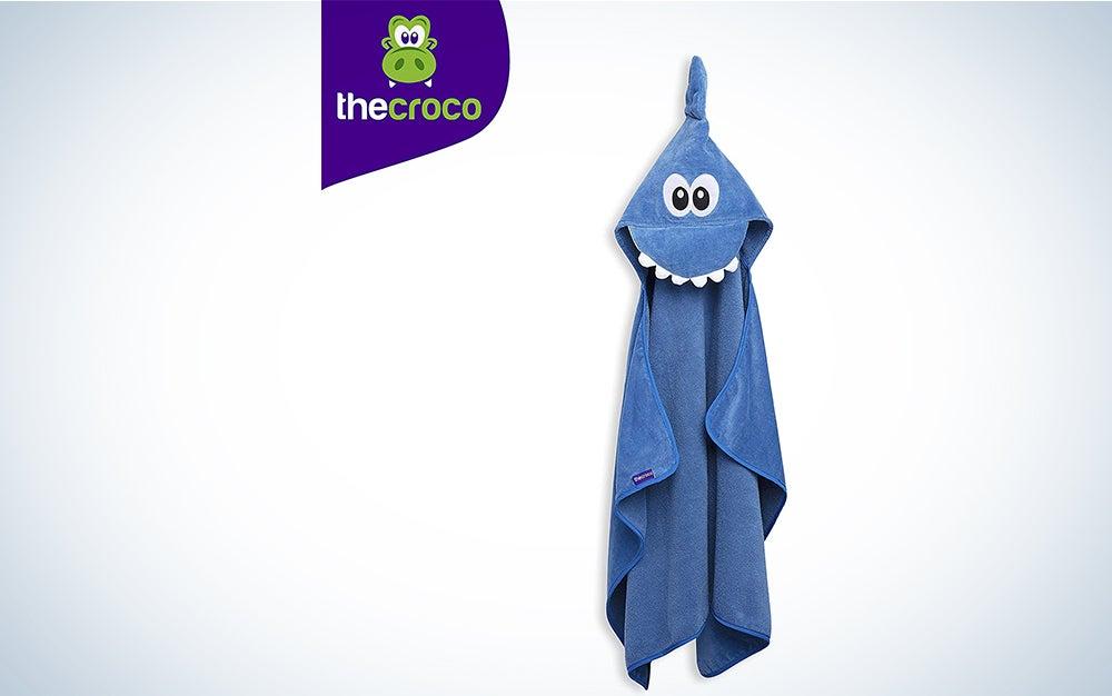 The Croco Premium Hooded Towel