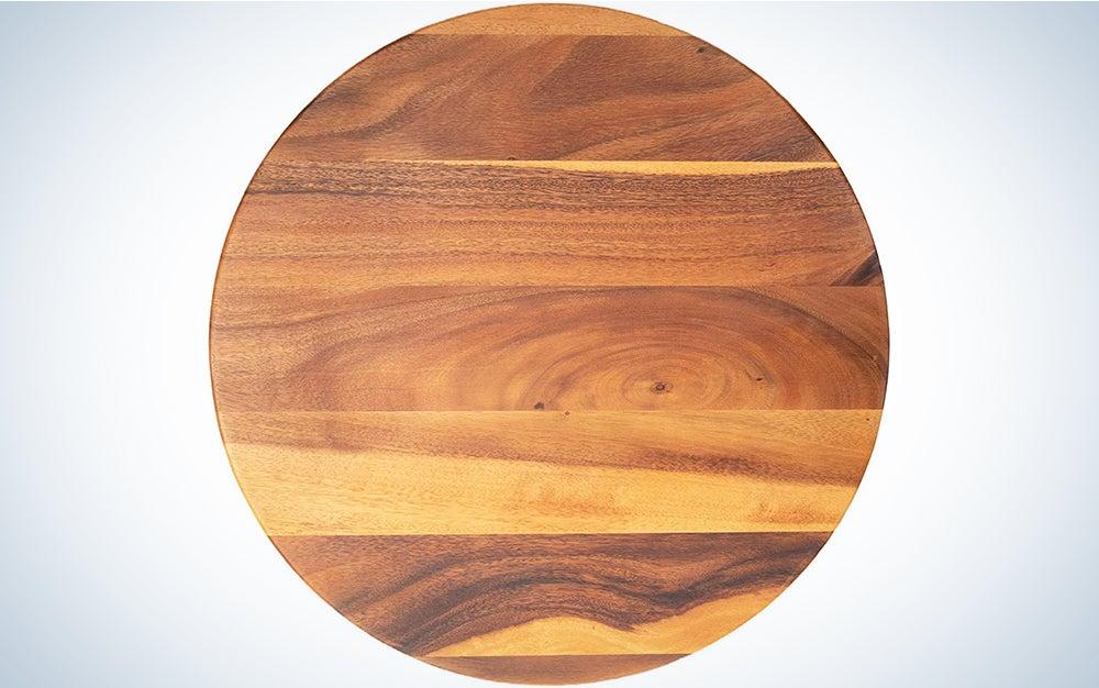Lipper International Acacia Wood 18