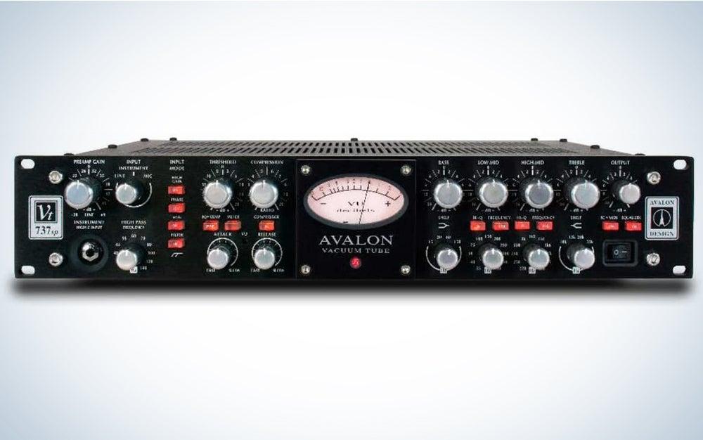 Avalon VT-700 Tube Channel Strip